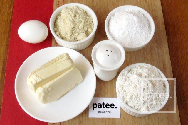 Миндальное песочное тесто