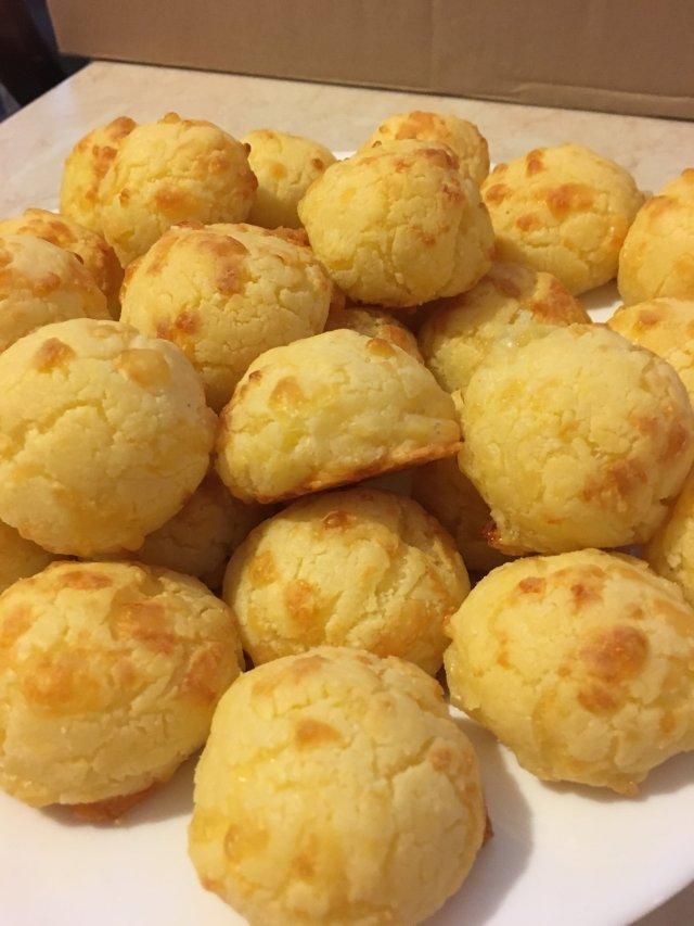 рецепт бразильских сырных булочке