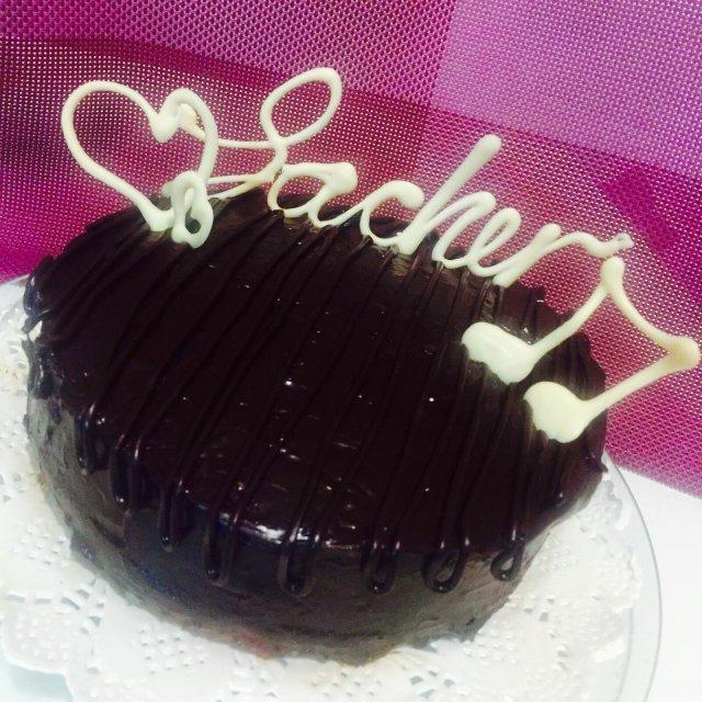 Венский торт Sacher