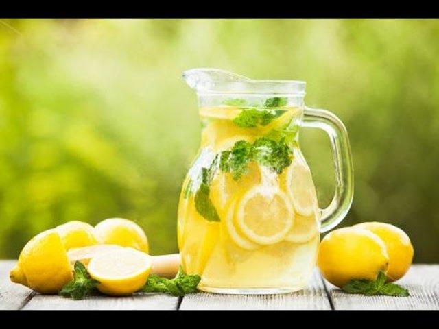 вкусный домашний лимонад рецепт