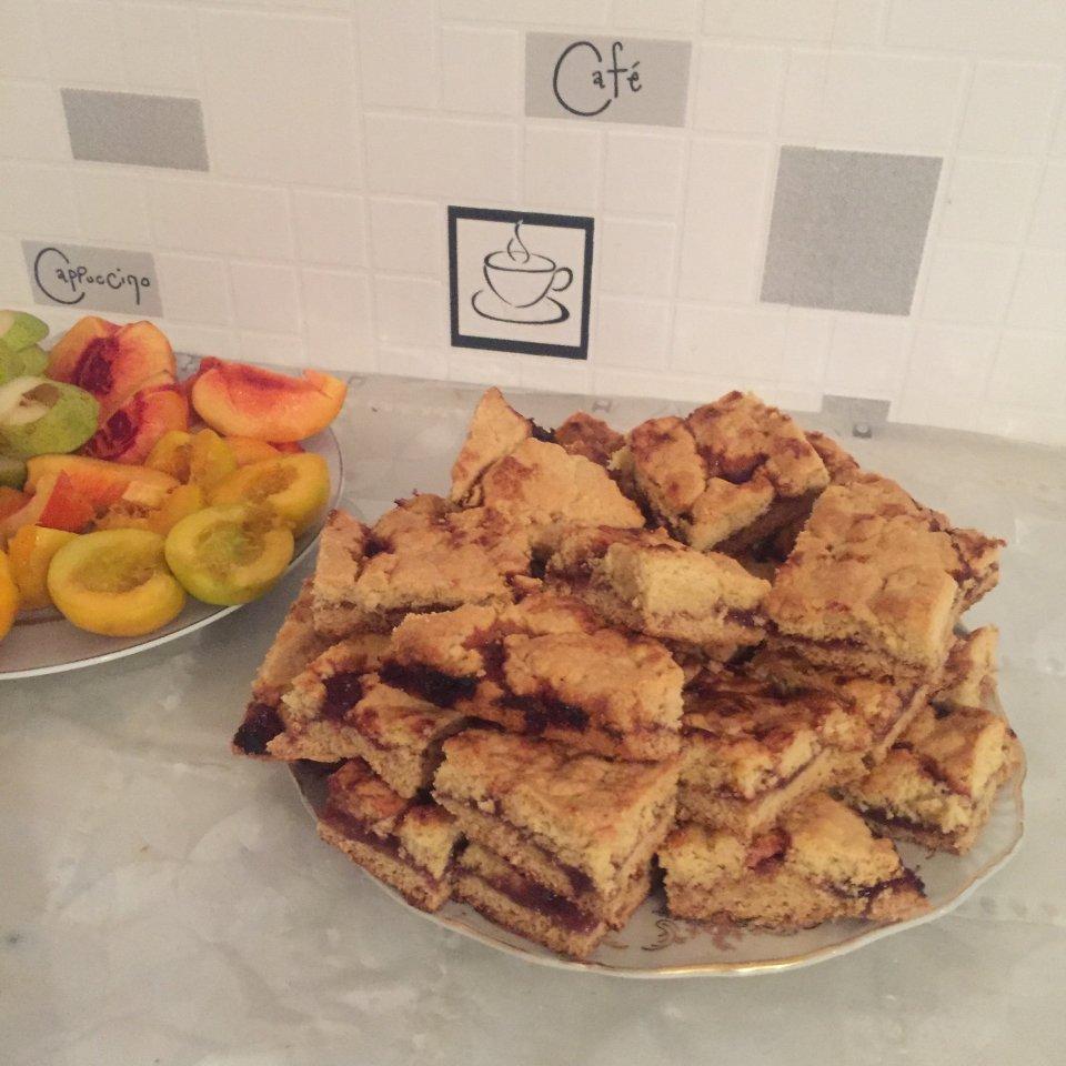 Песочный пирог или печенье