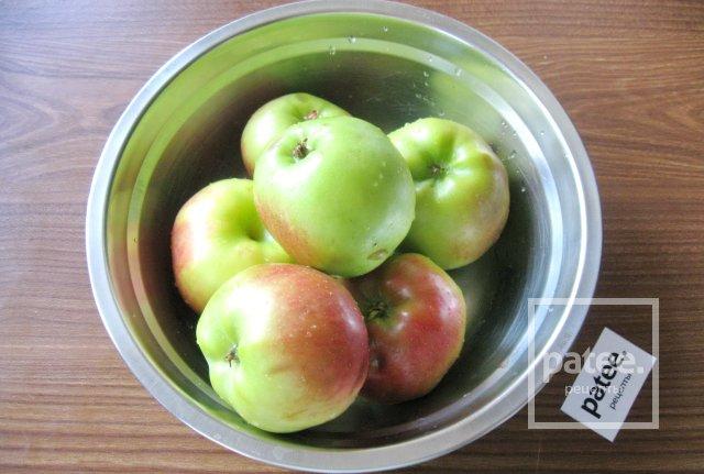 Варенье из слив и яблок