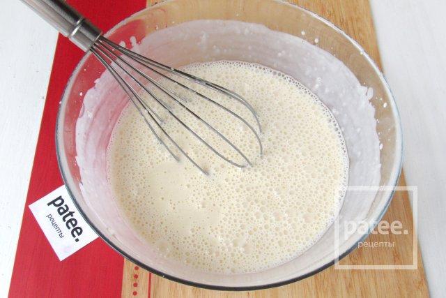 Блинчики на молоке рецепт с фото