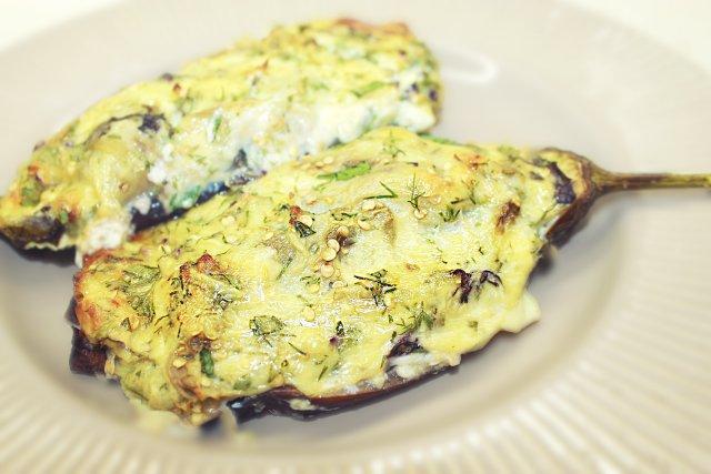 Баклажаны запеченные с сыром ♥♥♥ Баклажаны КУЧЕРИКАС