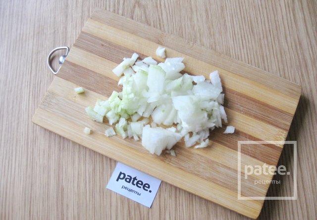 Запеканка с зеленой фасолью