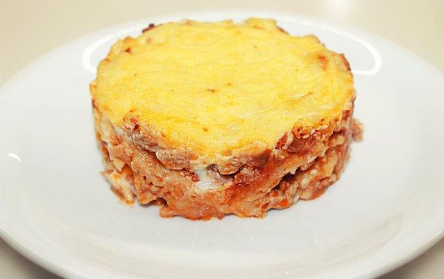 Лазанья из лаваша - пошаговый рецепт с фото: как приготовить