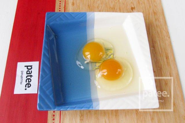 Рыба в яйце