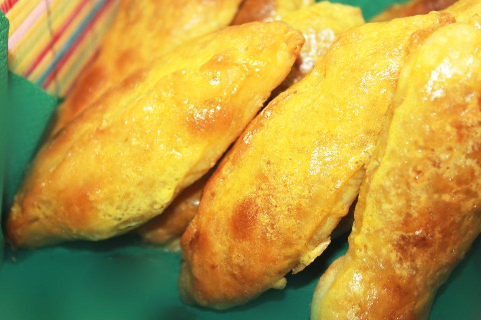 Очень вкусные домашние Пирожки с Капустой в духовке