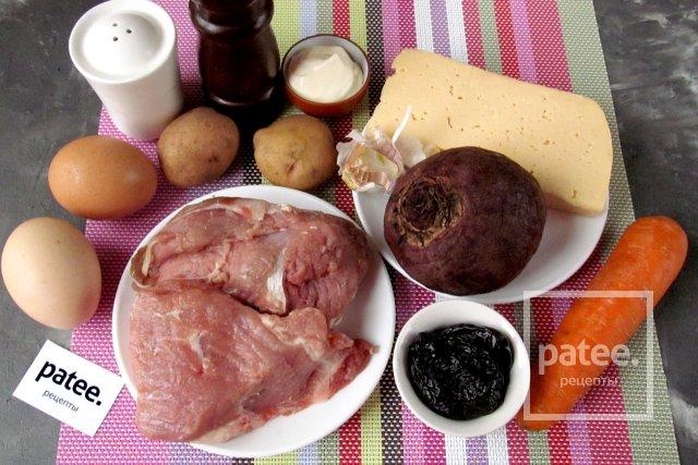 """Салат """"Новогодняя ночь"""": самый главное блюдо на Новый год"""