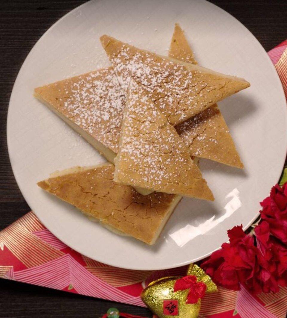 Китайский новогодний пирог