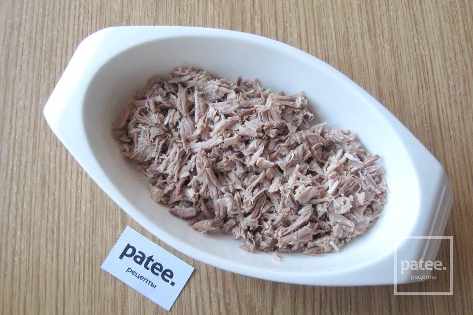 Холодец из говядины со свининой