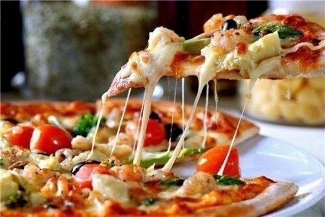 рецепт итальянской пиццы на сухих дрожжах