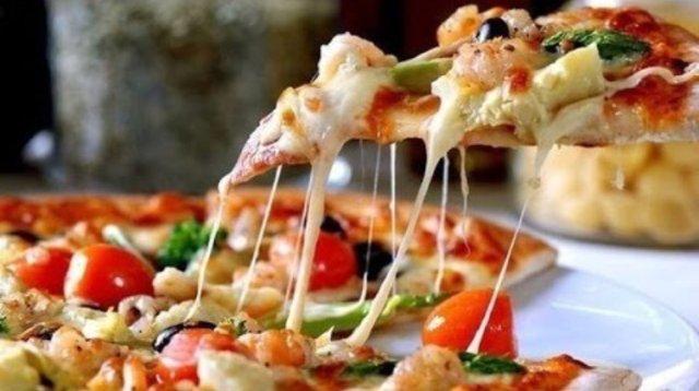 Рецепт пицца без теста