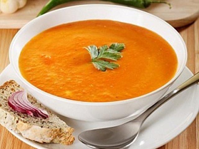 суп как готовить Чечевичный
