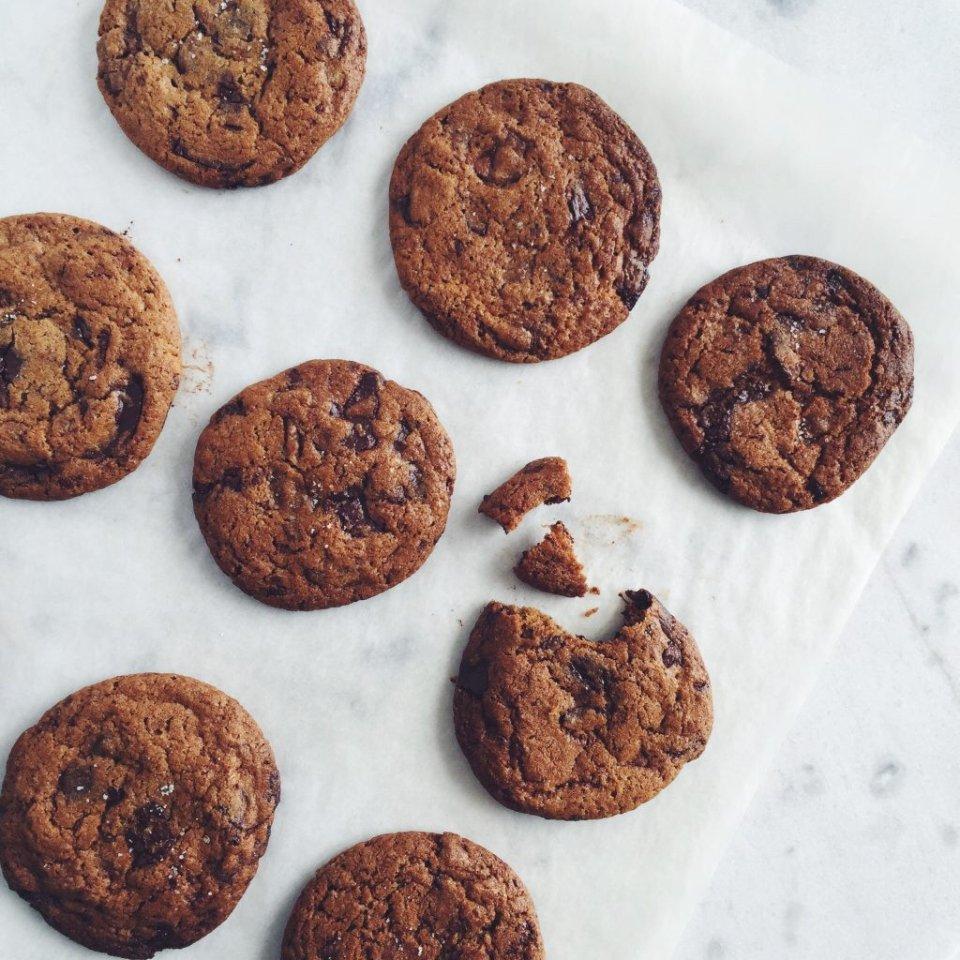 Шоколадное печенье 🍪