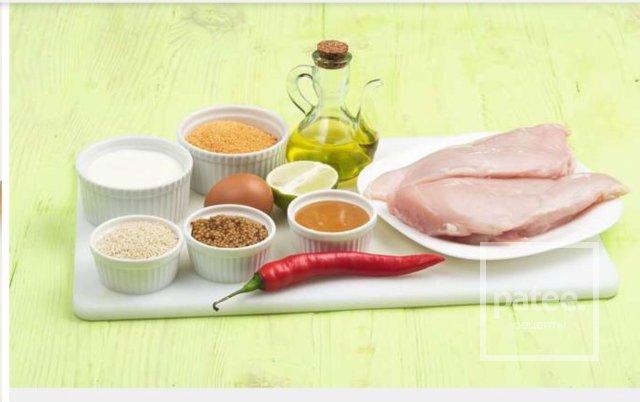 Куриные наггетсы на электрогриле - рецепт пошаговый с фото