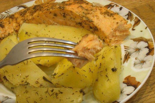 Рыба на пару в мультиварке рецепты