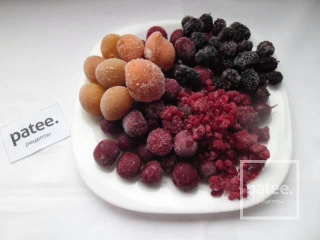 Компот ягодно-фруктовый