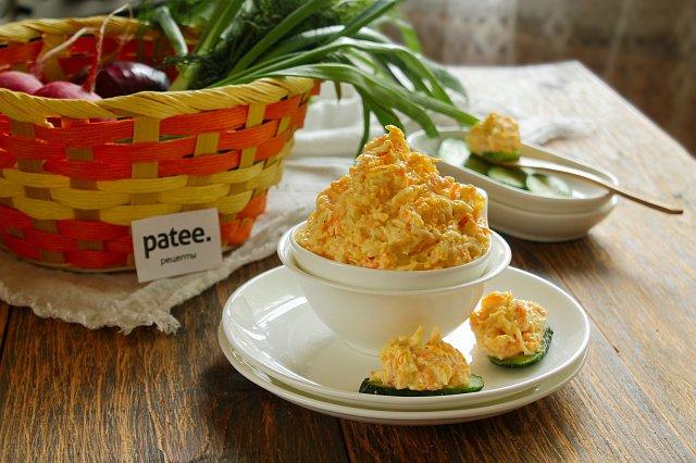 еврейская закуска с морковью рецепт