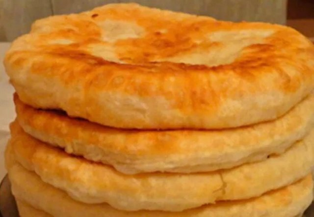 лепешки на кефире рецепт с фото