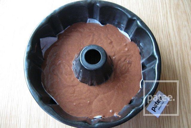 Постный пирог без яиц