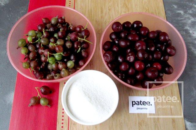 вишневое варенье рецепт и калорийность