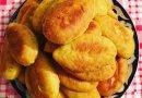 Пирожки  со картошкой