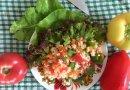 Рис из овощами (lite версия)