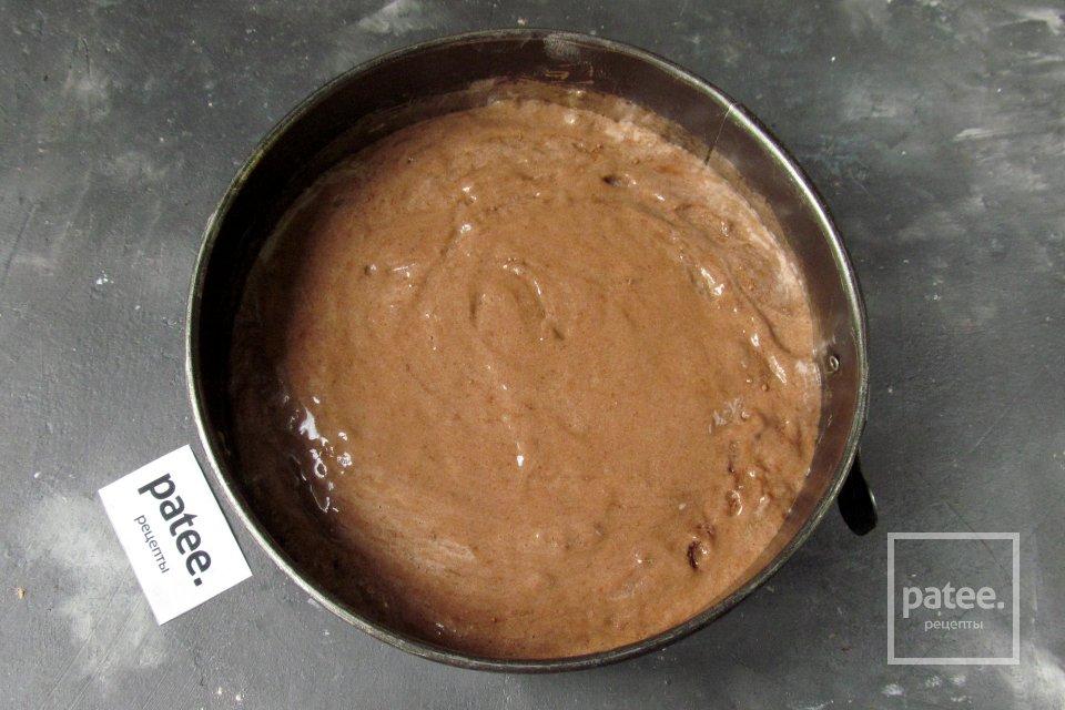 Торт Норка крота - Шаг 14