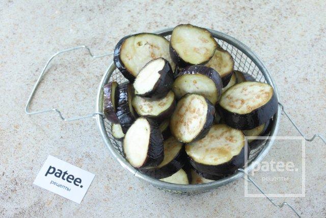 "Салат ""Баклажаны с овощами на зиму"""