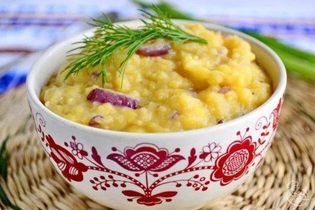 Гороховая каша - пошаговый рецепт с фото: как приготовить 32