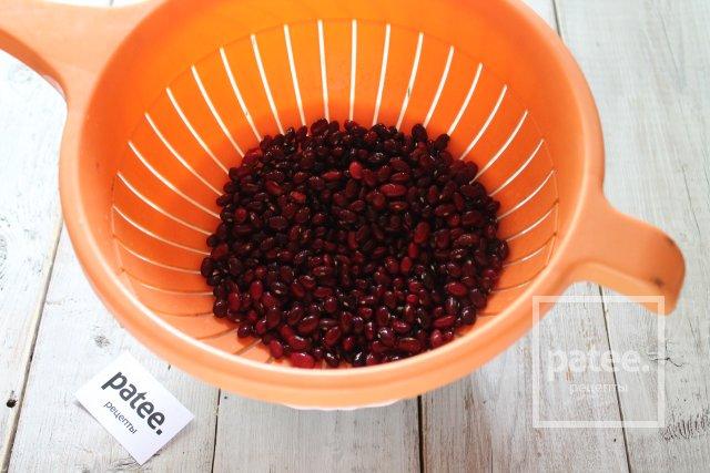 Фасоль в томатной заливке на зиму
