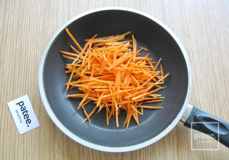 Куриная печень в апельсиновом соусе