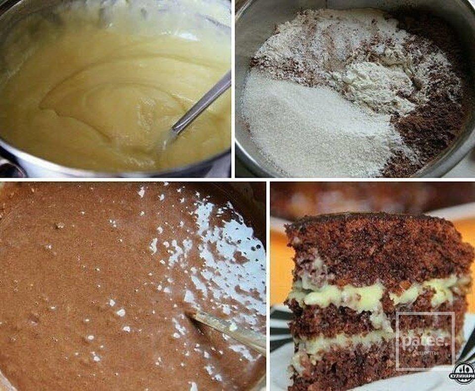 """Вкусный сумасшедший пирог  """"Crazy Cake"""""""
