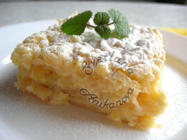 Любимый ЛИМОННЫЙ ТОРТ по рецепту Ирины Аллегровой