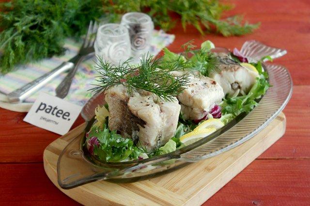 Рыба лакомка из минтая пошаговый рецепт