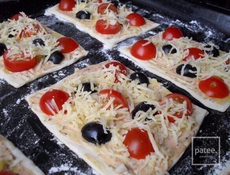 Воздушная пицца