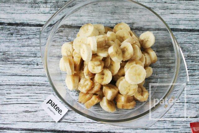 Банановое варенье с пектином