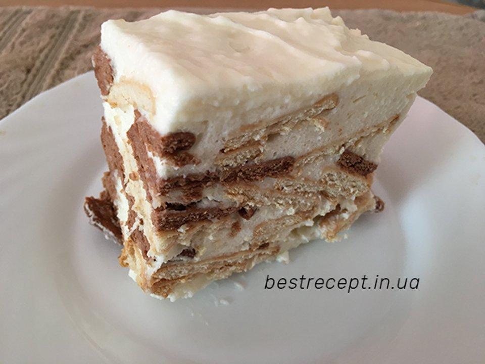 Торт Крекер