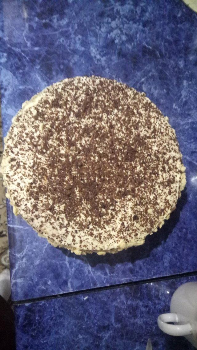 Торт бесквітний