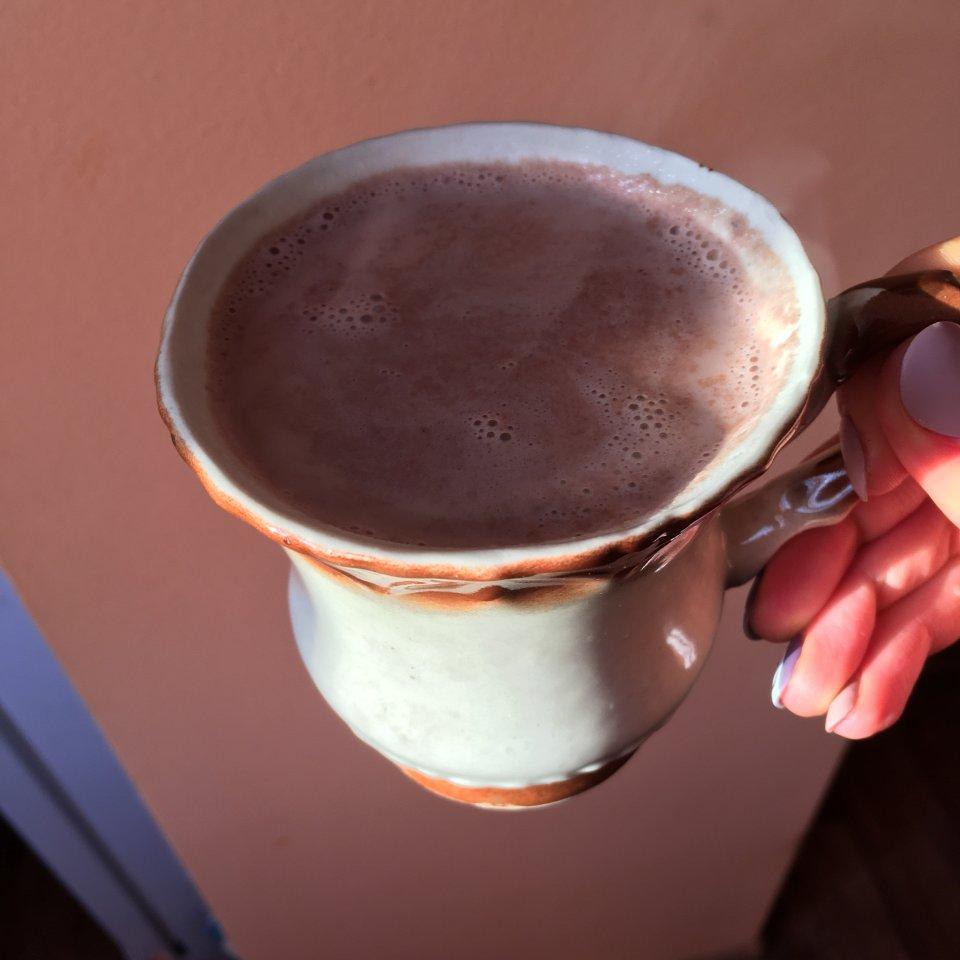 мексиканское ароматное какао