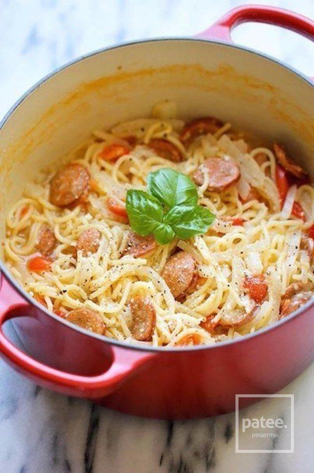 Супер-спагетти