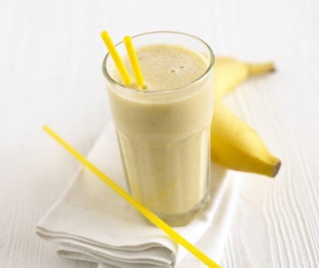 банановий коктель