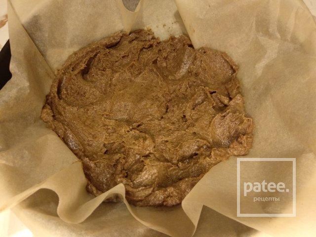 Сметанный пирог с клубникой