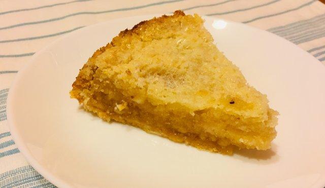 Насыпной лимонный пирог 🍋