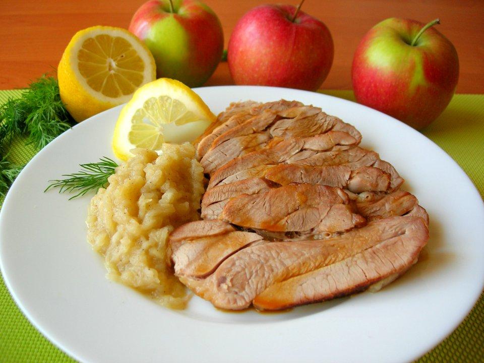 мясное блюдо на праздничный стол! - рецепт с фотографиями