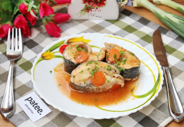 Пеленгас в томатном соусе
