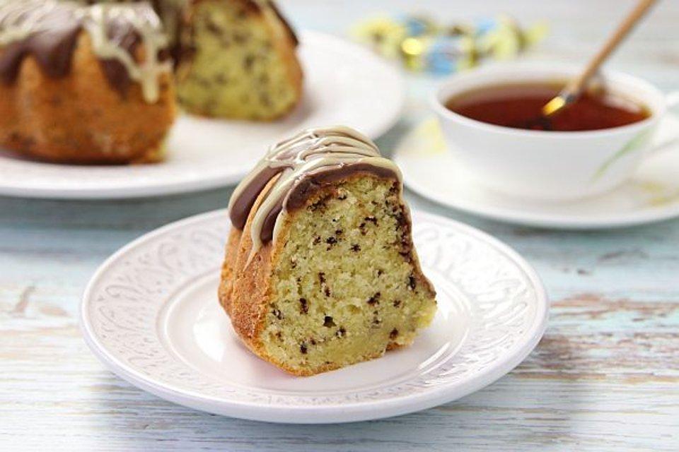 Муравьиный пирог-кекс