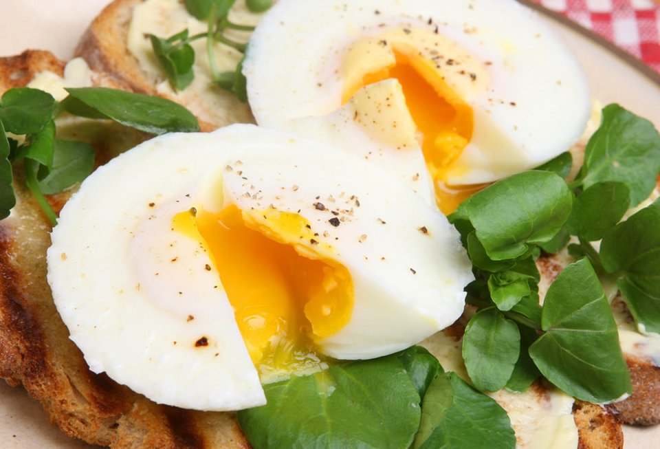 Можно ли есть яйца пашот при диете