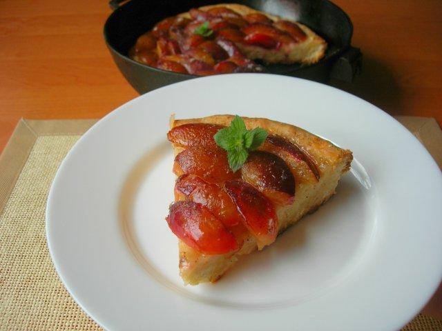 Классика немецкой кухни – Баварский сливовый пирог